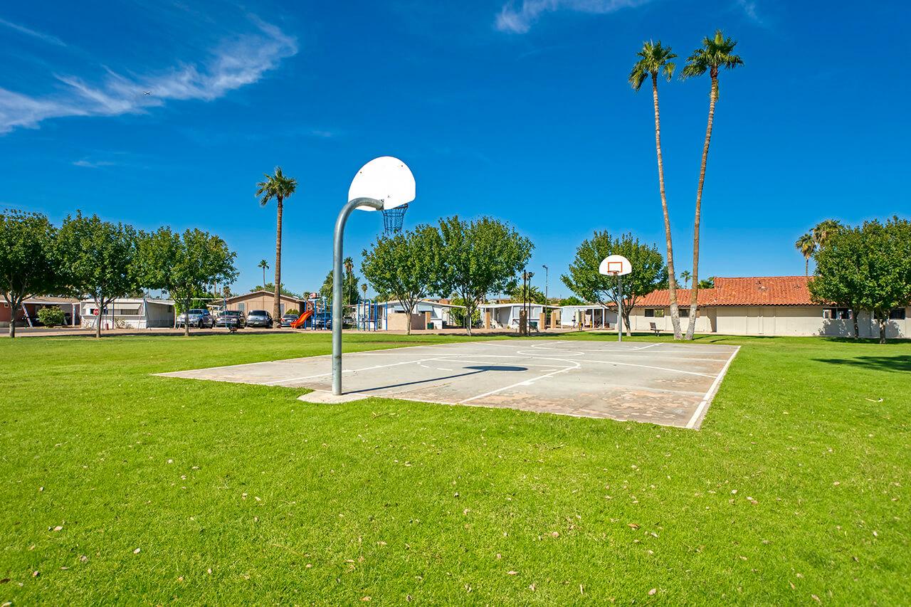 tempe_cascade Basketball Court