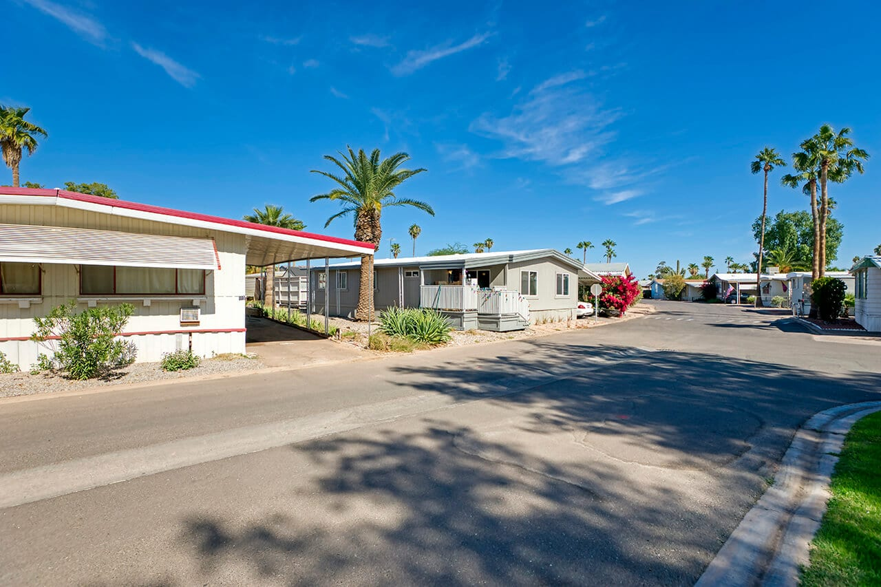 tempe_cascade Other view of mobile homes